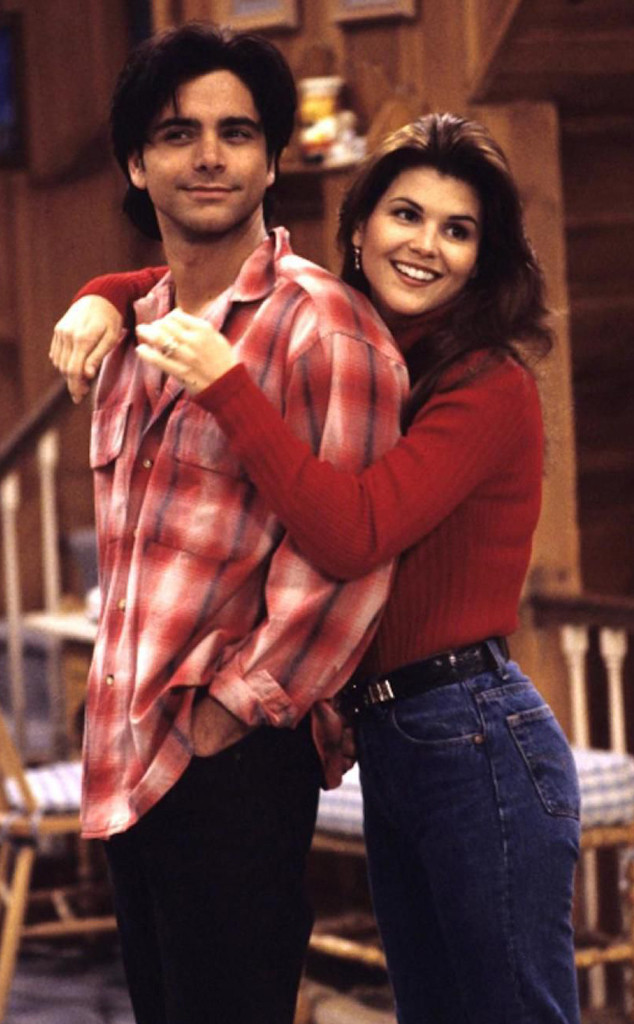 Full House Cast, Lori Loughlin, John Stamos